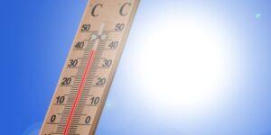 39,5 stopnia Celsjusza: tyle wyniosła najwyższa odnotowana temperatura w Słubicach