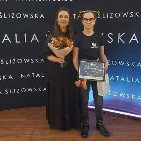 Amelia Z Projektantką Natalią Ślizowską
