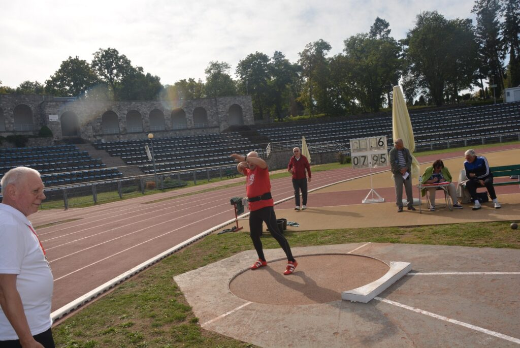 Lekkoatletyka Weterani 12