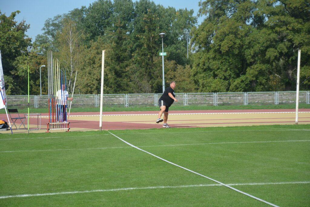 Lekkoatletyka Weterani 14