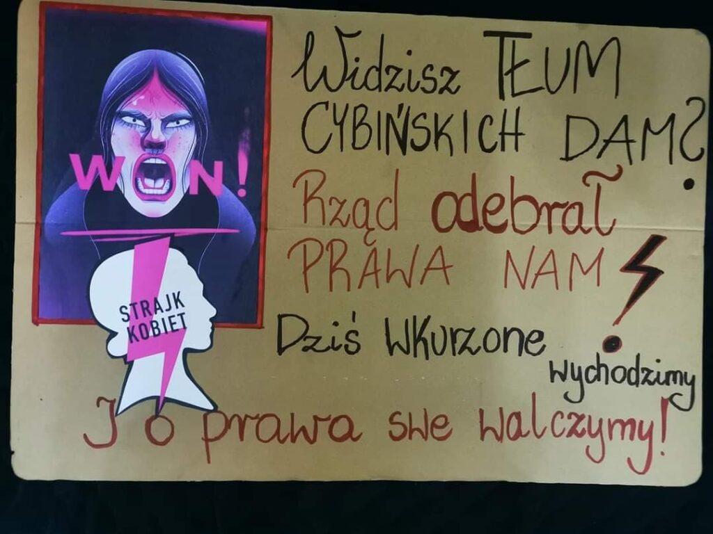 Marsz Kobiet Słubice I Cybinka (5)