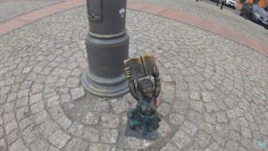 Miłosz W Europie Fragment 11 Odcinku, Miłosz Izdebski We Wrocławiu