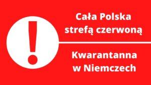 Polska W Strefie Czerwonej