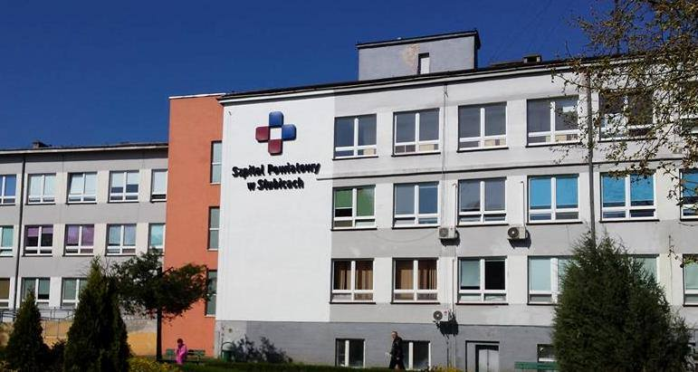 Szpital Covidowy Słubice