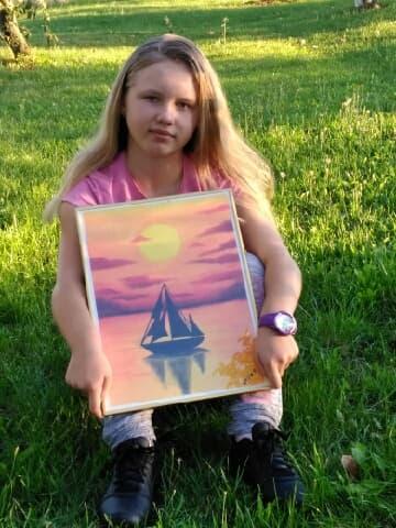 Zuzia Potopowicz I Jej Obrazy 2 1