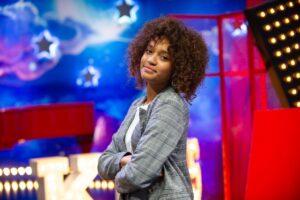 Sara Egwu James. Fot. The Voice Kids
