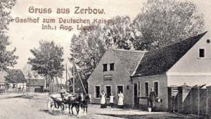 Dawna gospoda w Serbowie
