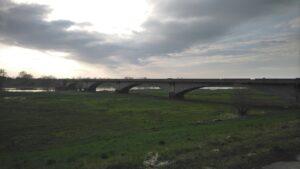 Most współcześnie. Na jego odbudowę nie ma co jednak specjalnie liczyć