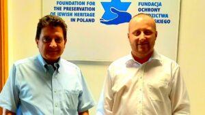Piotr Puchta I Roland Semik #3. Fot. Robert Skatulski
