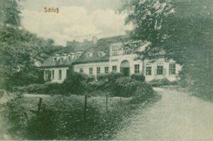 Dworek w Reichenwalde. Rok 1916